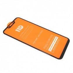 Zaštitno staklo za Huawei Mate 20 Lite (zakrivljeno 11D) pun lepak - crna