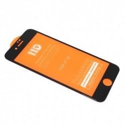 Zaštitno staklo za iPhone 7/8 (zakrivljeno 11D) pun lepak - crna