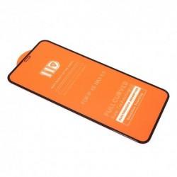 Zaštitno staklo za iPhone XS Max/11 Pro Max (zakrivljeno 11D) pun lepak - crna