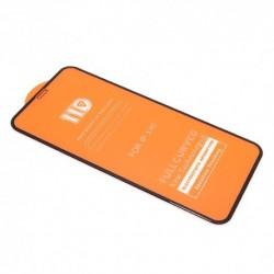 Zaštitno staklo za iPhone X/XS/11 Pro (zakrivljeno 11D) pun lepak - crna