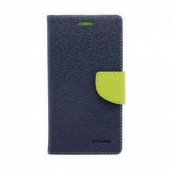 Futrola za Nokia 5.1 Plus/X5 preklop sa magnetom bez prozora Mercury - teget