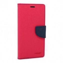 Futrola za Nokia 5.1 Plus/X5 preklop sa magnetom bez prozora Mercury - pink