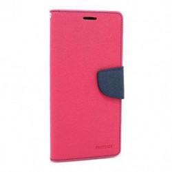 Futrola za Samsung Galaxy A10/M10 preklop sa magnetom bez prozora Mercury - pink