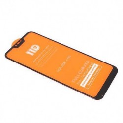 Zaštitno staklo za Xiaomi Mi A2 Lite/Redmi 6 Pro (zakrivljeno 11D) pun lepak - crna