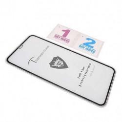 Zaštitno staklo za iPhone XR/11 (2,5D) - crna