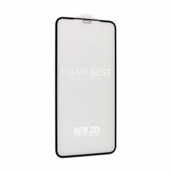 Zaštitno staklo za iPhone XS Max/11 Pro Max (zakrivljeno 3D) pun lepak Blueo New - crna