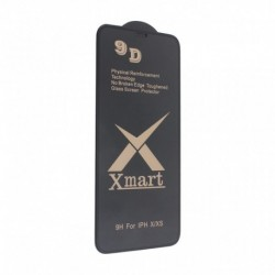 Zaštitno staklo za iPhone X/XS/11 Pro (zakrivljeno 9D) pun lepak - X-mart
