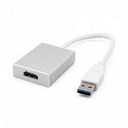 Adapter sa USB 3.0 na HDMI ženski - bela