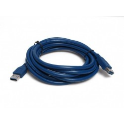 Kabal USB 3.0 muški na ženski 5m - plava