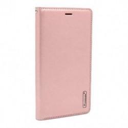 Futrola za Nokia 3.1 Plus preklop bez magneta bez prozora Hanman - svetlo roza