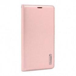 Futrola za Nokia 8.1/X7 preklop bez magneta bez prozora Hanman - svetlo roza