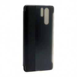 Futrola za Huawei P30 Pro/P30 Pro New Edition/P30 Pro (2020) preklop bez magneta sa prozorom Smart view - crna