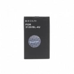 Baterija za Nokia 206/301/500/515/3120 classic/5250/5530 XpressMusic/5730 XpressMusic/6216 classic/6600 slide/8800 Arte (BL-4U) - Daxcell