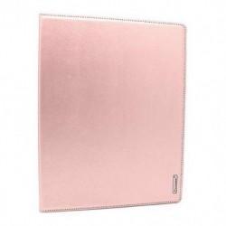 Futrola za iPad 2/3/4 preklop bez magneta bez prozora Hanman - svetlo roza