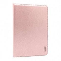 Futrola za iPad mini 2/3 preklop bez magneta bez prozora Hanman - svetlo roza