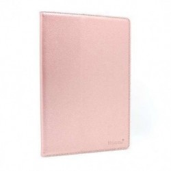 "Futrola za univerzalna za tablet 9"" preklop bez magneta bez prozora Hanman - svetlo roza"