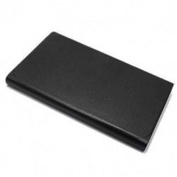 Futrola za Samsung Galaxy Tab 3 7.0 preklop bez magneta bez prozora Cover - model 1 - crna