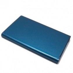 Futrola za Samsung Galaxy Tab 3 7.0 preklop bez magneta bez prozora Cover - model 1 - tirkizna