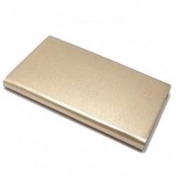 Futrola za Samsung Galaxy Tab 3 7.0 preklop bez magneta bez prozora Cover - model 1 - zlatna
