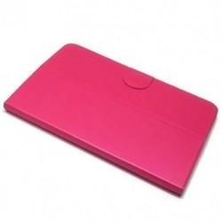 Futrola za Samsung Galaxy Tab S 10.5 preklop bez magneta bez prozora Cover - model 2 - pink