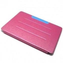 Futrola za Samsung Galaxy Tab S 10.5 preklop bez magneta bez prozora Cover - model 3 - pink