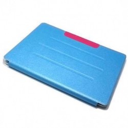Futrola za Samsung Galaxy Tab S 10.5 preklop bez magneta bez prozora Cover - model 3 - plava