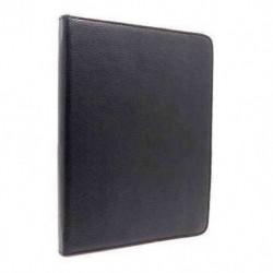 Futrola za iPad 2/3/4 preklop bez magneta bez prozora Rotirajuća - crna