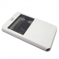 """Futrola za univerzalna za tablet 7"""" preklop sa magnetom sa prozorom - bela"""