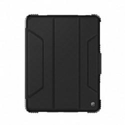 Futrola za iPad Pro 11 (2018) preklop bez magneta bez prozora Nillkin leather - crna