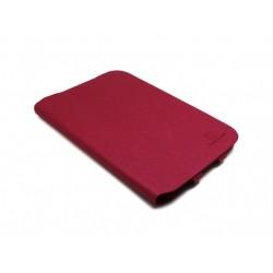 Futrola za Samsung Galaxy Tab 3 8.0 preklop bez magneta bez prozora Tucano Folio - pink