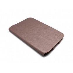 Futrola za Samsung Galaxy Tab 3 8.0 preklop bez magneta bez prozora Tucano Folio - roza