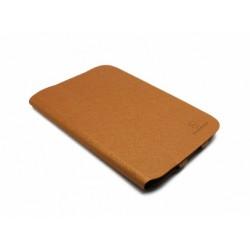 Futrola za Samsung Galaxy Tab 3 8.0 preklop bez magneta bez prozora Tucano Folio - zlatna