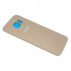 Poklopac baterije za Samsung Galaxy S6 Edge - zlatna