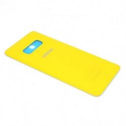 Poklopac baterije za Samsung Galaxy S10e - žuta