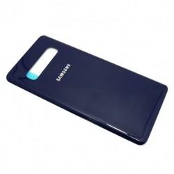Poklopac baterije za Samsung Galaxy S10 - plava