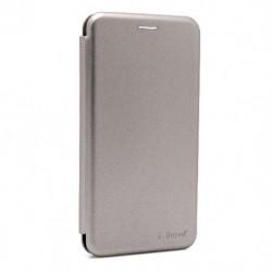 Futrola za Nokia 8.1/X7 preklop bez magneta bez prozora iHave - siva