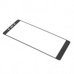 Zaštitno staklo za Sony Xperia L3 (zakrivljeno 3D) - crna