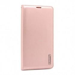 Futrola za Sony Xperia L3 preklop bez magneta bez prozora Hanman - svetlo roza