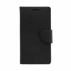 Futrola za Sony Xperia L3 preklop sa magnetom bez prozora Mercury - crna