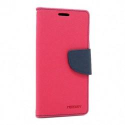 Futrola za Wiko Sunny 3 Plus preklop sa magnetom bez prozora Mercury - pink
