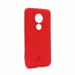 Futrola za Motorola Moto G7 Power leđa Giulietta - mat crvena