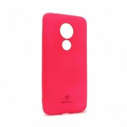 Futrola za Motorola Moto G7 Power leđa Giulietta - mat pink