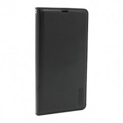 Futrola za Nokia 3.2 preklop bez magneta bez prozora Hanman - crna