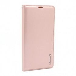 Futrola za Xiaomi Redmi 7A preklop bez magneta bez prozora Hanman - svetlo roza
