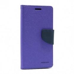 Futrola za Nokia 2.2 preklop sa magnetom bez prozora Mercury - ljubičasta