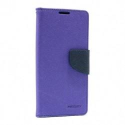 Futrola za Xiaomi Redmi 7A preklop sa magnetom bez prozora Mercury - ljubičasta