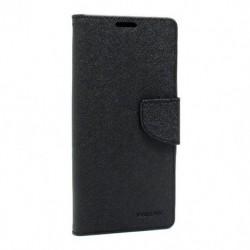 Futrola za ZTE Blade V10 Vita preklop sa magnetom bez prozora Mercury - crna