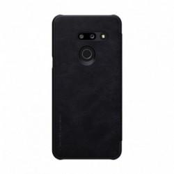 Futrola za LG G8 ThinQ preklop bez magneta bez prozora Nillkin qin - crna