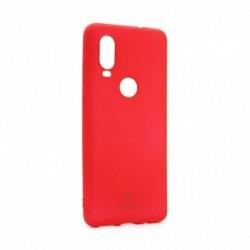 Futrola za Motorola One Vision/P50 leđa Giulietta - mat crvena