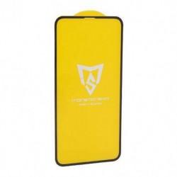 Zaštitno staklo za iPhone X/XS/11 Pro (2,5D) MonsterSkin Pro - crna